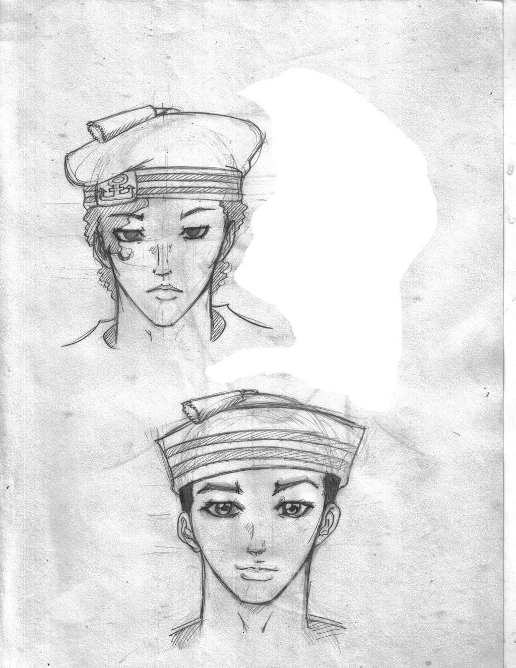 Desenhos e Ilustrações Leonox Jojolion_characters_by_leonox-d5uqm7y