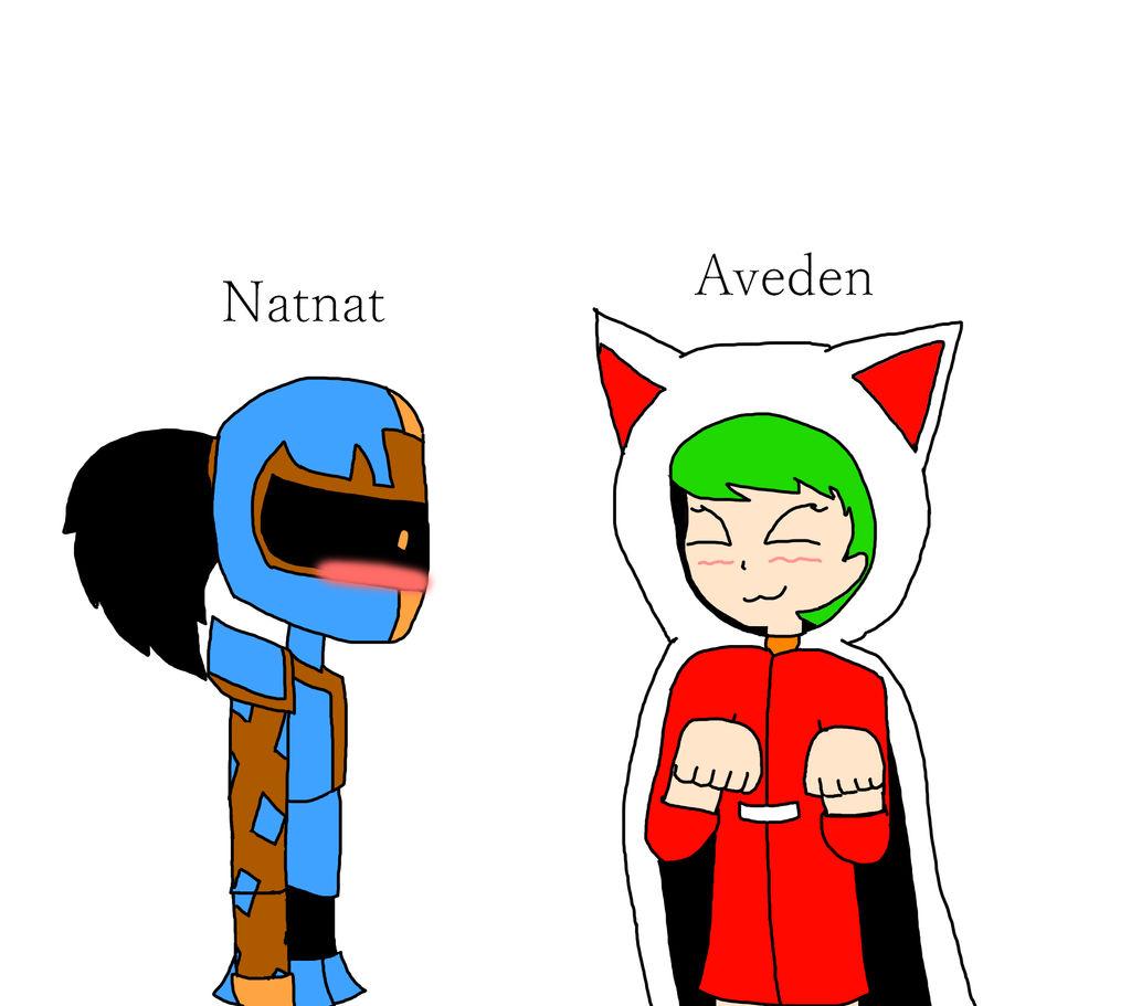 Mystic Natnat and Shaman Aveden by NatnatGaming101 on DeviantArt