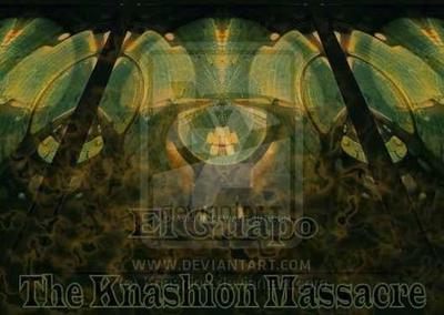 El Guapo The Knashion Massacre by Knashion