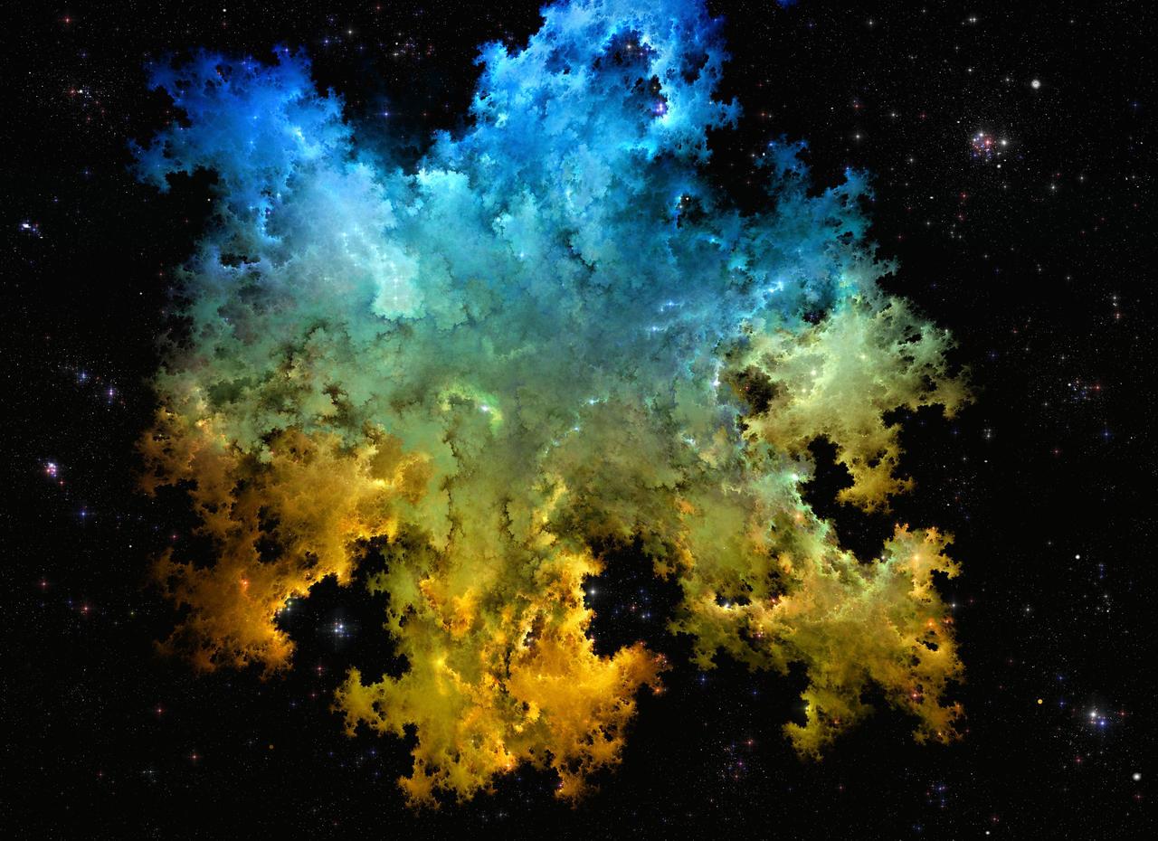 Heaven and Hell Nebula by Casperium on DeviantArt