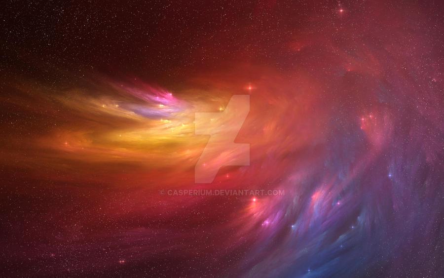 Todd's Nebula by Casperium