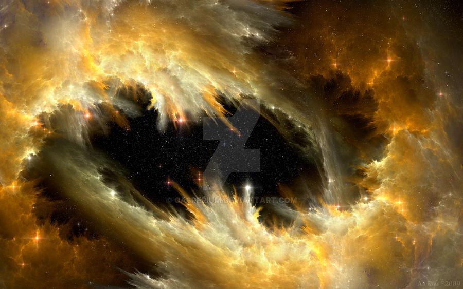 The Dancing Nebula DD