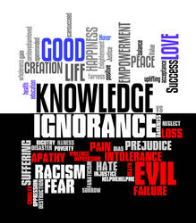 Knowledge vs Ignorance