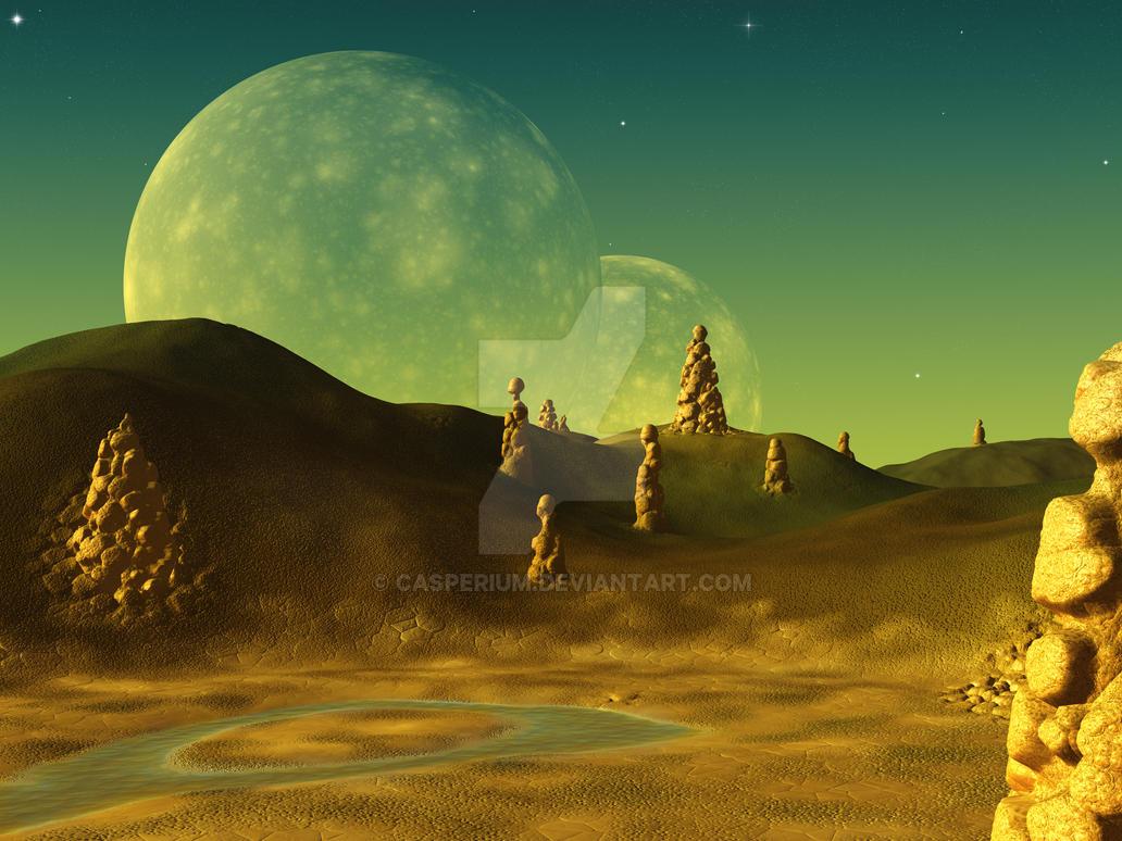 Sentinels by Casperium