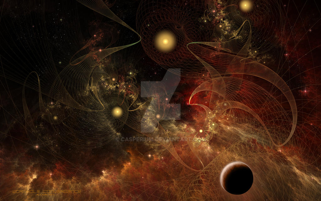 Wormhole Convergence by Casperium
