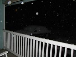 First Snow woohoo