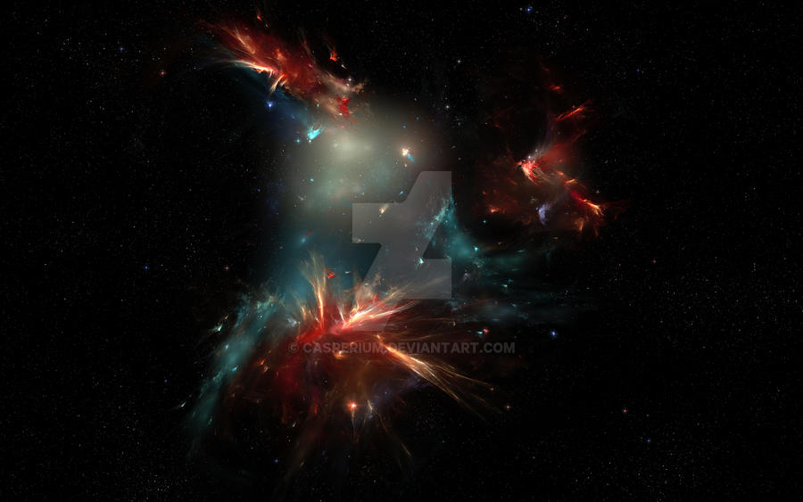 Plasma Storms by Casperium