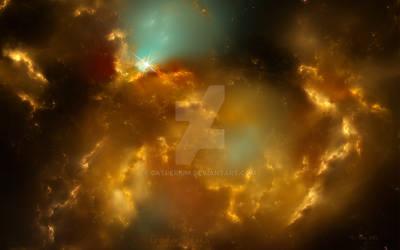 Drexler Nebula by Casperium