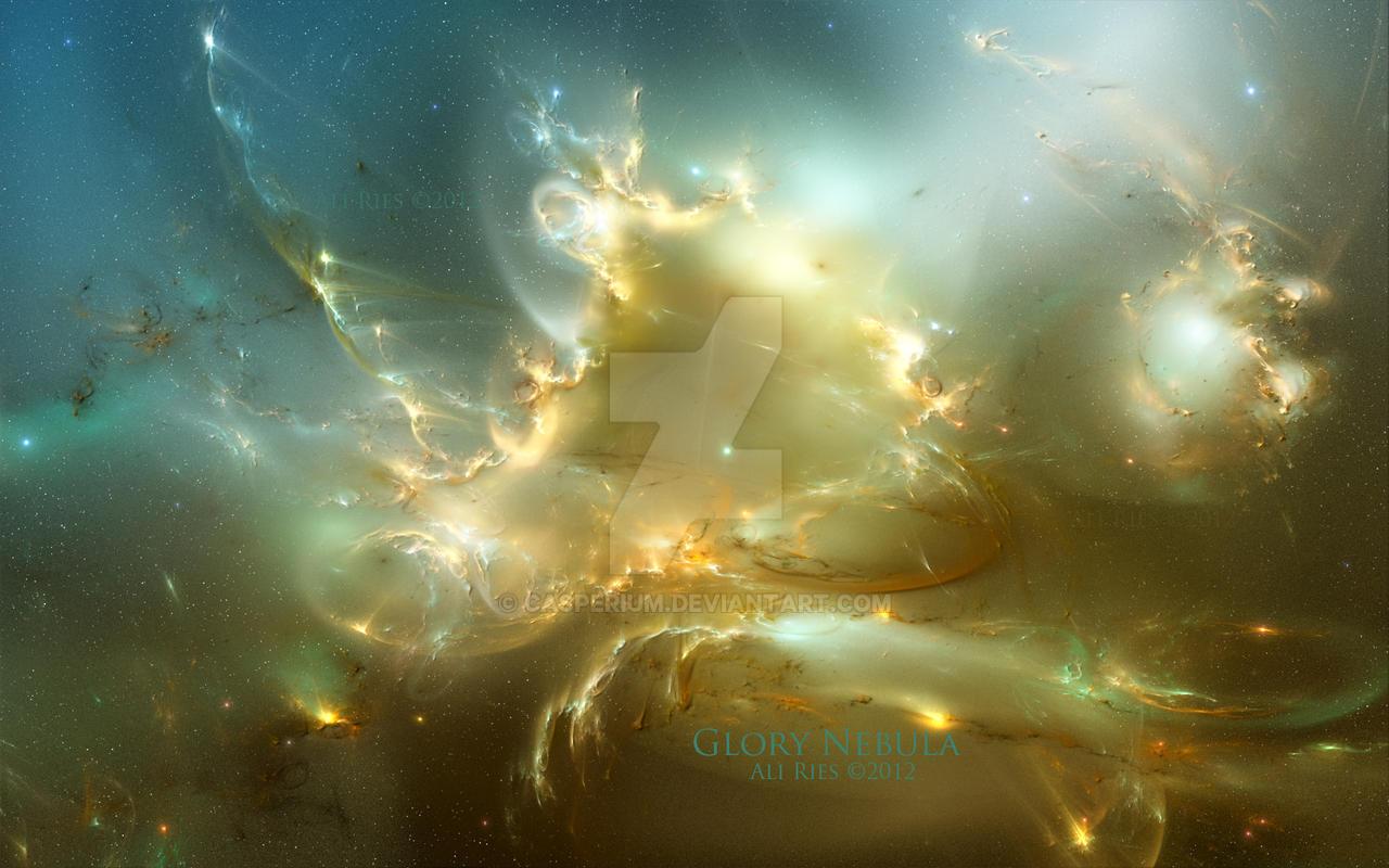 Glory Nebula by Casperium