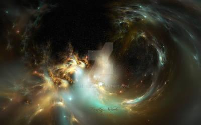 Firefly Nebula by Casperium