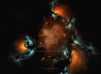 The Mayan Nebulae by Casperium