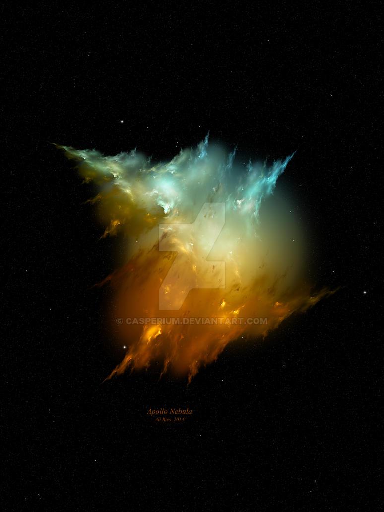 Apollo Nebula by Casperium