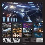 Star Trek: Ships of the line 2014 Calendar
