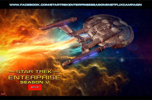 Enterprise campaign by Casperium