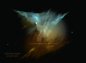Stellar Gases by Casperium