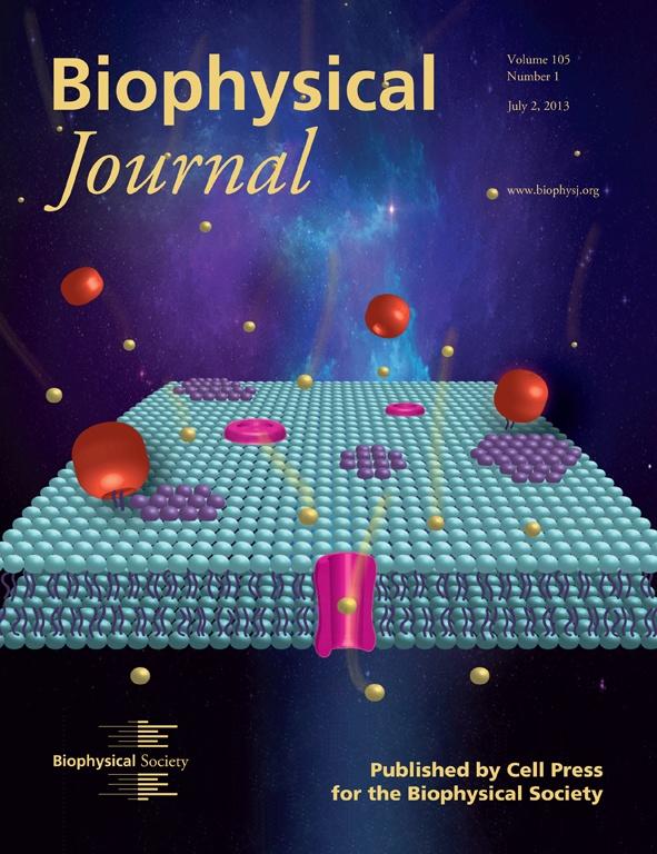 Biophysical Journals by Casperium