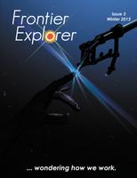 Frontier Explorer Magazine Issue 3