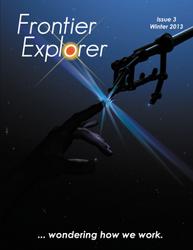 Frontier Explorer Magazine Issue 3 by Casperium
