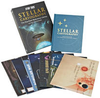 New promos of ST:Stellar Cartography Maps