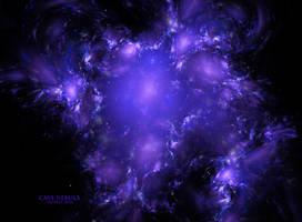Cave Nebula by Casperium