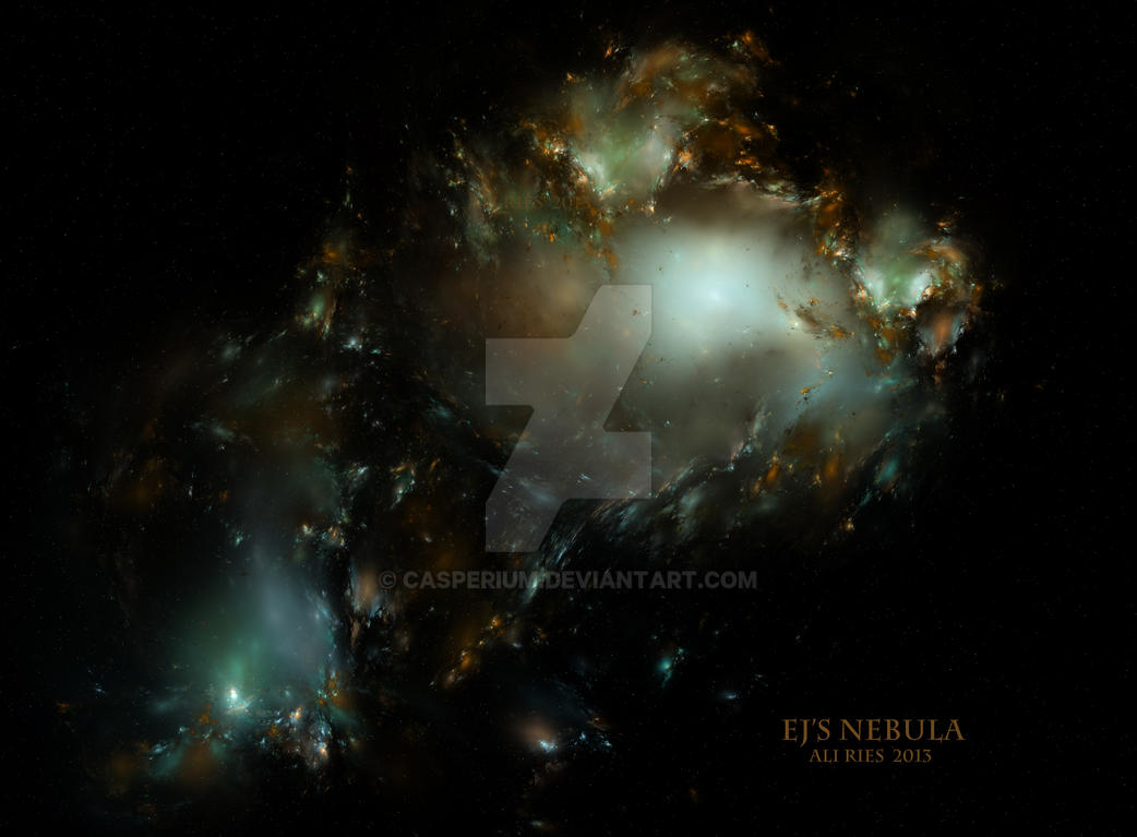 EJ's Nebula by Casperium