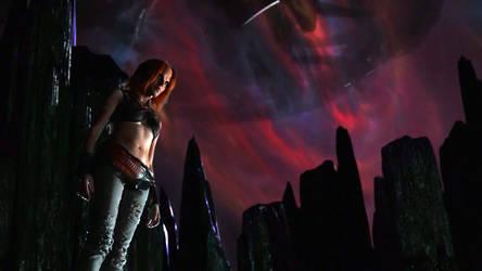 My Nebula in Defiance TV show