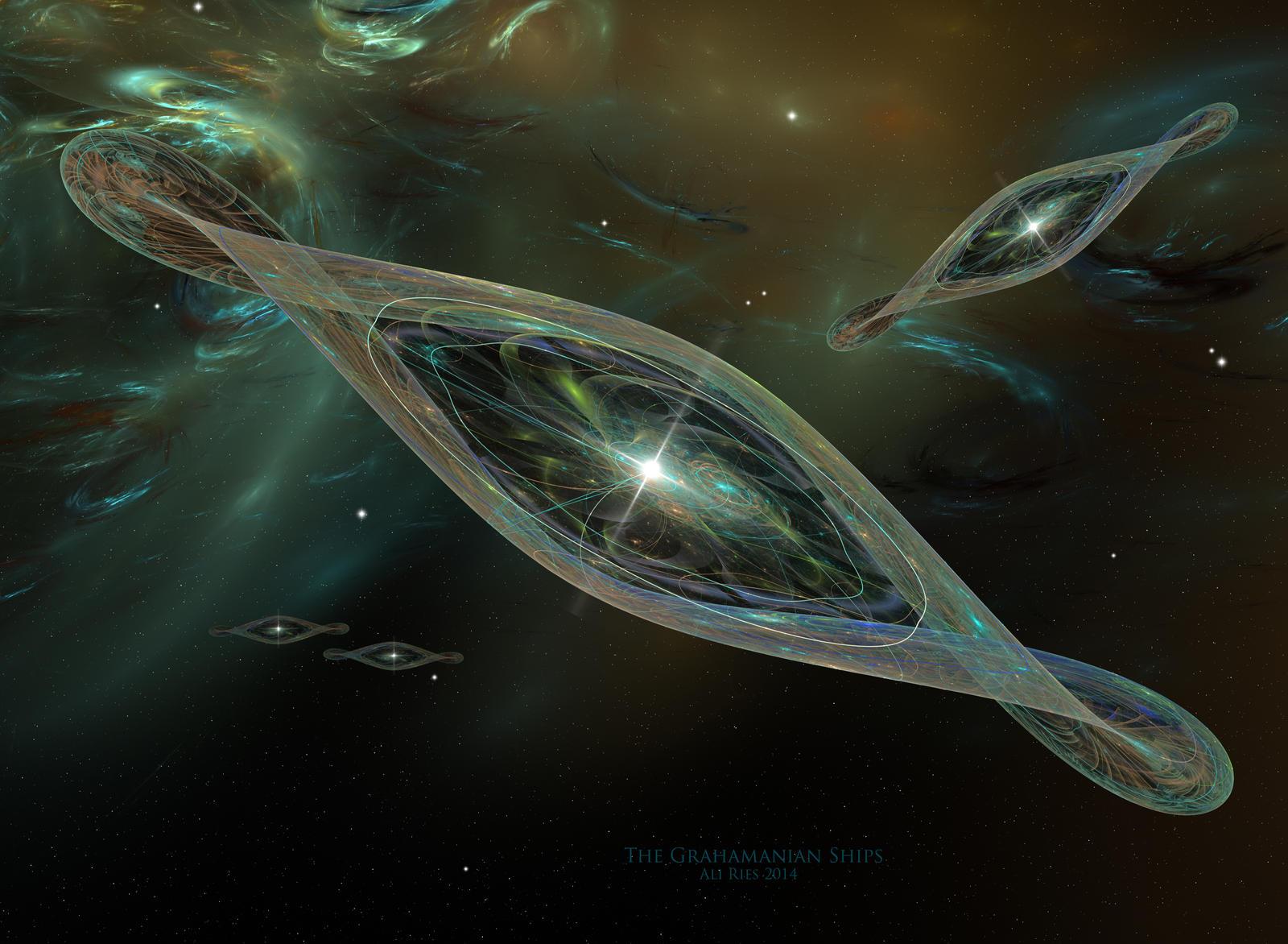 The Grahamanian Ships