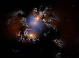 Eaves Nebula by Casperium
