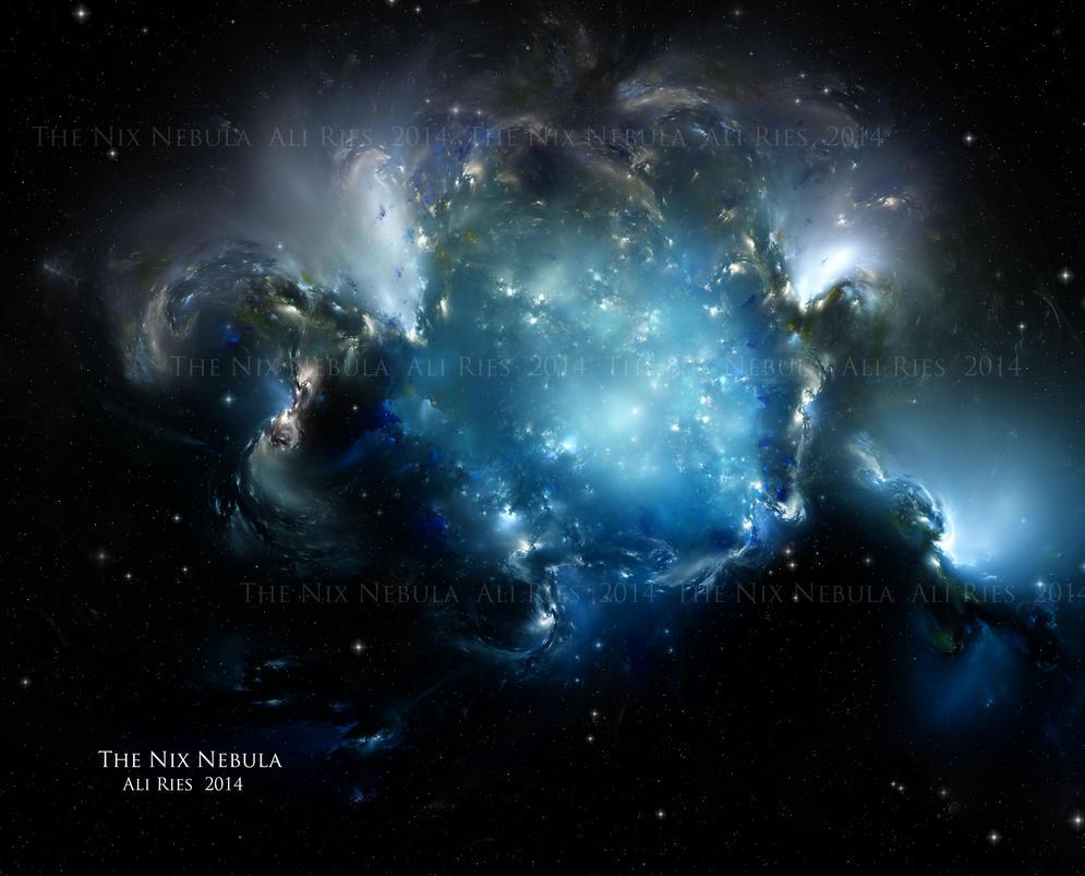 The Nix Nebula by Casperium