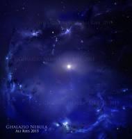 Ghalazio Nebula by Casperium