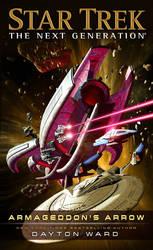 Armageddon's Arrow-  Cover Drexler-Ries by Casperium
