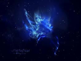 Blue Fairy Nebula by Ali Ries 2016 by Casperium