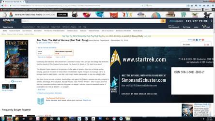 John Jackson Miller: Star Trek: The Hall of Heroes by Casperium