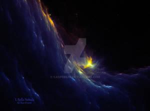 L Bello Nebula by Ali Ries 2016