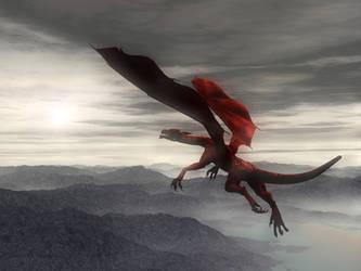 Dragonian Mist by Casperium