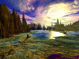 Return to Avalon by Casperium