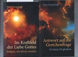 Hans Georg Sergl books, cover by Ali Ries