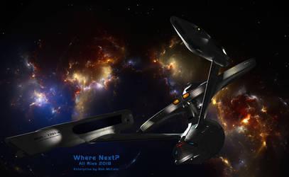 Where Next... by Casperium