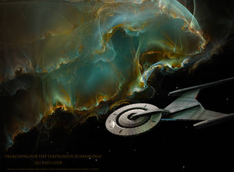 Searching For The Tardigrade Homeworld by Ali Ries by Casperium