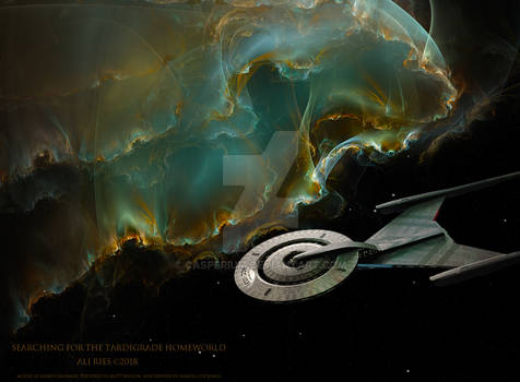 Searching For The Tardigrade Homeworld by Ali Ries