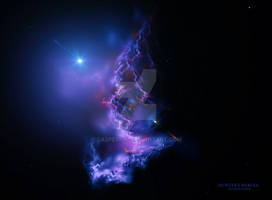 Hunter's Nebula by Ali Ries 2018