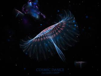 Cosmic Dance by Ali Ries 2019 by Casperium