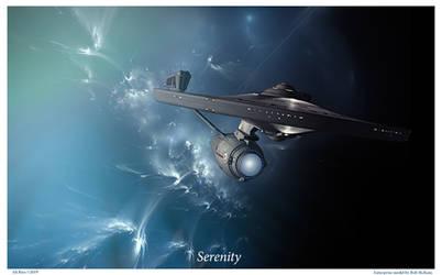 Serenity by Ali Ries 2019 by Casperium