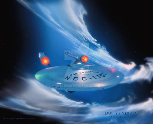 Duffy's Nebula by Ali Ries 2019