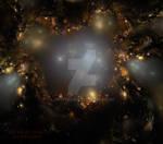 The Bear Nebula by Ali Ries 2019