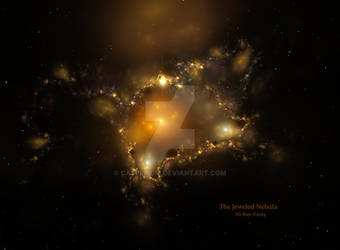 The Jeweled Nebula by Ali Ries 2019