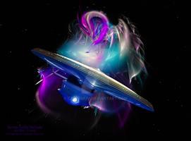 Seven Veils Nebula by Ali Ries 2019