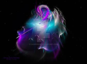 Seven Veils Nebula II by Ali Ries 2019