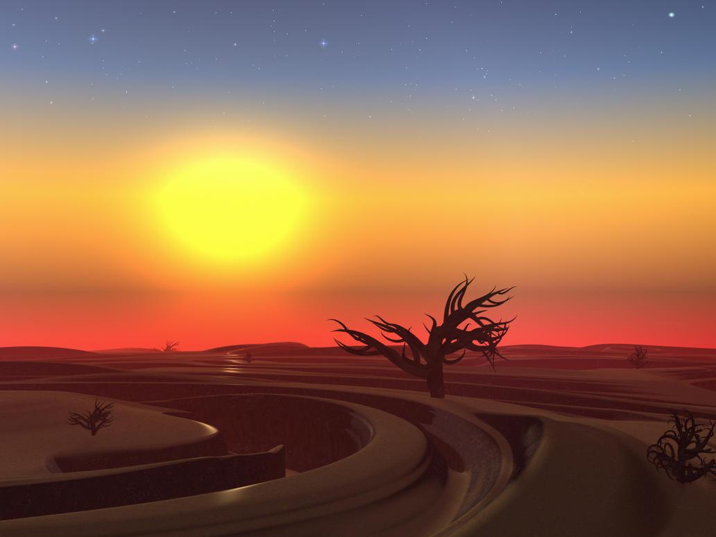 Dali Land by Casperium