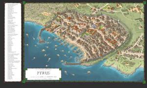 Pyrus (2015) commission